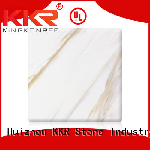 KKR Stone flame-retardant building material producer for kitchen tops