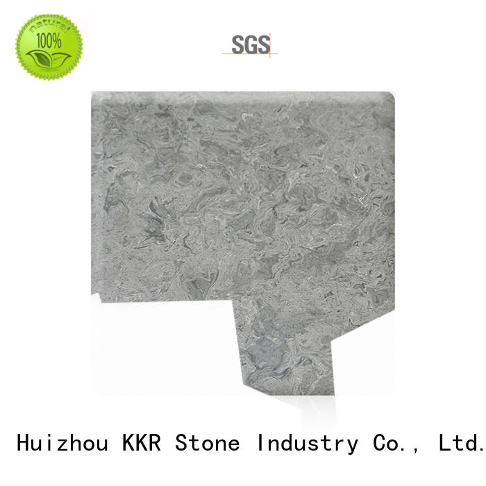 KKR Stone quality solid surface vendor for kitchen tops