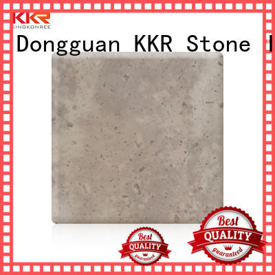 kkra028 solid surface acrylic for kitchen tops KKR Stone