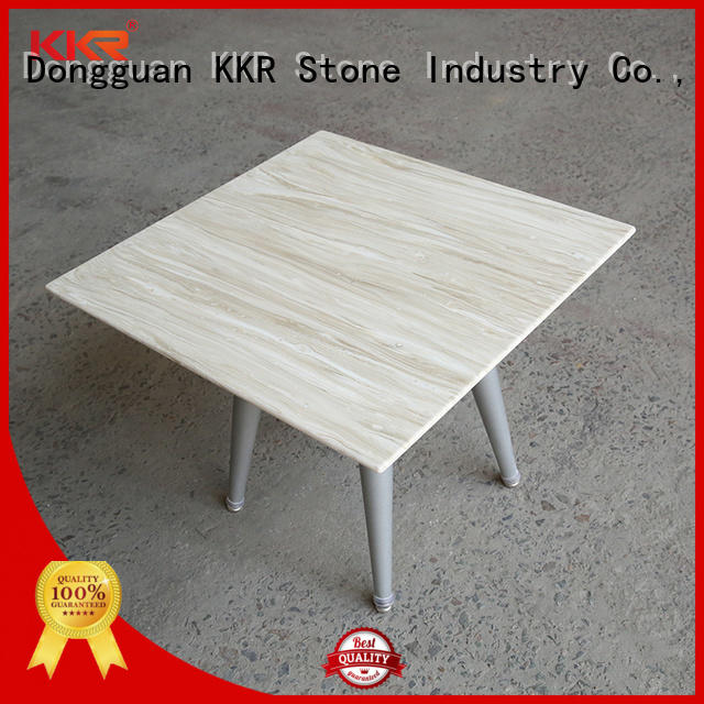 countertops solid surface table top KKR Stone