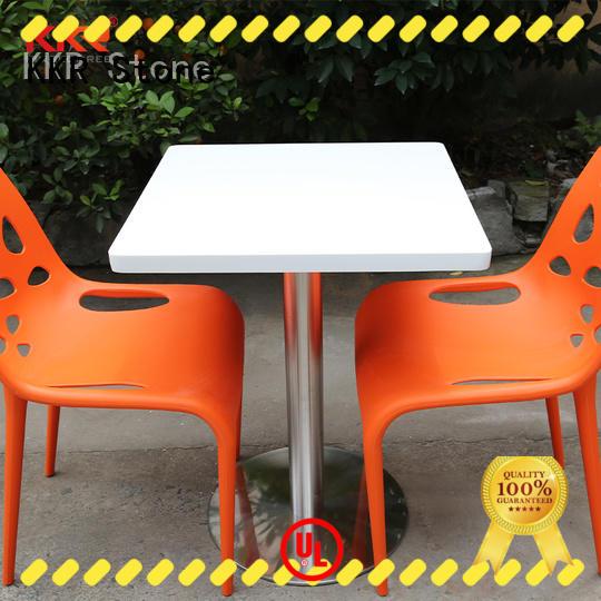 marble restaurant table KKR Stone