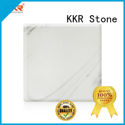 KKR Stone surface solid surface slab equipment for entertainment